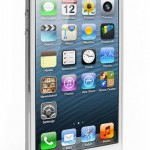 Apple iPhone 5 16GB Weiß & Silber