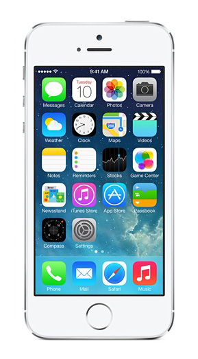 Apple iPhone 5s 16GB Silber