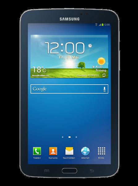 Samsung Galaxy Tab 3 7.0 WiFi + 3G 8GB Schwarz