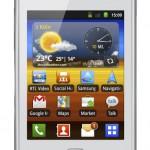 Samsung Galaxy Y Pure-White